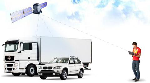 GPS мониторинг автотранспорта